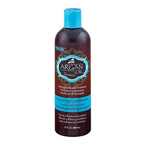 Hask - Hask Argan Oil Repairing Conditioner, 12 oz (Pack of 3)