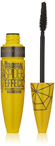 Maybelline New York - Maybelline New York Volume Express The Colossal Spider Effect Waterproof Mascara, Classic Black, 0.32 Fluid Ounce