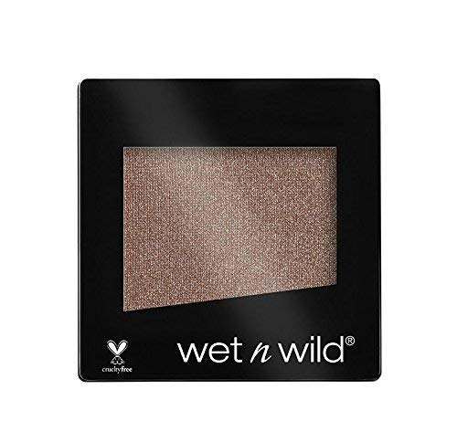 Wet N' Wild - Wet N Wild Eyeshadow Single - 343A Nutty 0.06 oz / 1.7 g (Pack of 1)