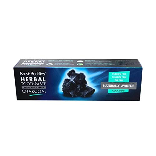 Brush Buddies Brush Buddies Herbal Toothpaste Cool Mint 3.5 oz (99 g) BrushBuddies