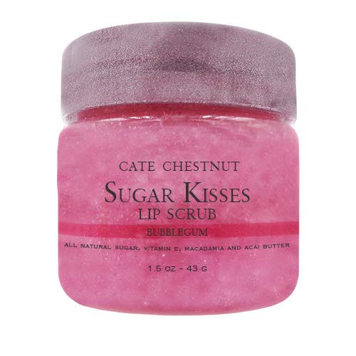 Cate Chestnut - Sugar Kisses Lip Scrub