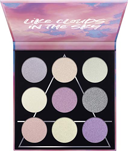 Essence Cosmetics - essence | AIR Eyeshadow Palette | 9 Blendable, Dreamy Pink & Purple Shades | Gluten & Paraben Free | Cruelty Free