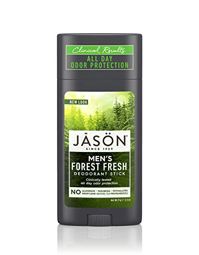 Jāsön JASON Men's Forest Fresh Deodorant, 2.5 Ounce Stick