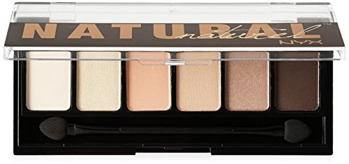 NYX - NYX Cosmetics The Natural Eyeshadow Palette