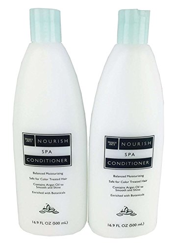 Trader Joe'S - Trader Joe's Nourish Spa Balance Moisturizing Conditioner - Cruelty Free, Pack of 2