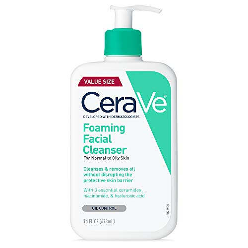 Cerave - Foaming Facial Cleanser