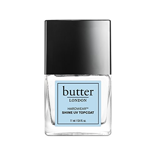 Butter London - butter LONDON Hardwear Shine UV Topcoat