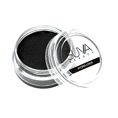 Suva Beauty - SUVA Beauty - Grease (Matte) Hydra Liner, Water-Activated Black Eyeliner, 10g