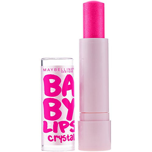 Maybelline - Baby Lips Crystal Lip Balm, Pink Quartz