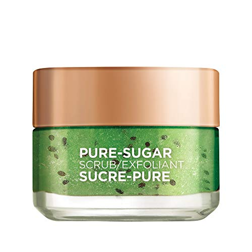 L'Oreal Paris - Pure Sugar Face Scrub with Real Kiwi Seeds