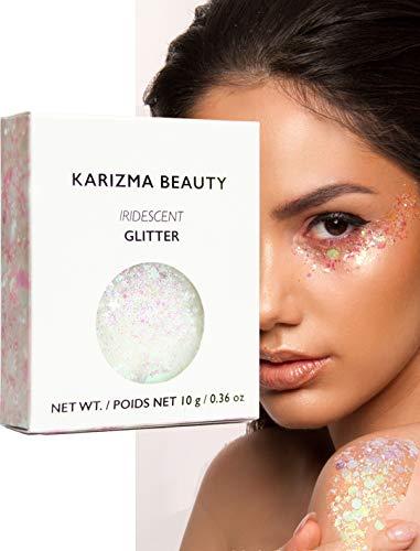 Karizma Beauty - Iridescent Chunky Glitter