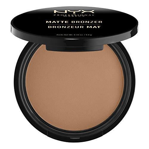 NYX - NYX PROFESSIONAL MAKEUP Matte Bronzer, Medium, 0.33 Ounce