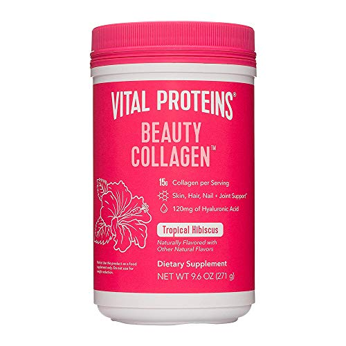 Vital Proteins - Tropical Hibiscus Beauty Collagen