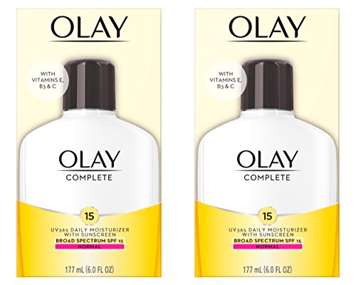 Olay - Complete Lotion All Day Moisturizer with SPF 15