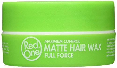 Redone - RedOne Matte Hair Wax, Green