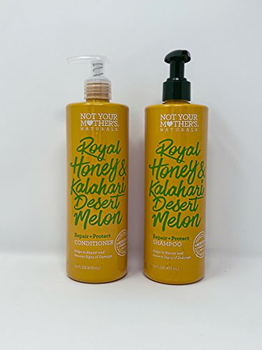 Not Your Mother's - Not Your Mother's Natural Royal Honey & Kalahari Melon Shampoo & Conditioner Set