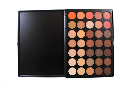 Morphe - 35O Nature Glow Eyeshadow Palette