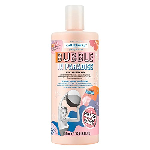 Soap & Glory - Soap & Glory Call of Fruity Bubble in Paradise Body Wash 16.2oz, pack of 1