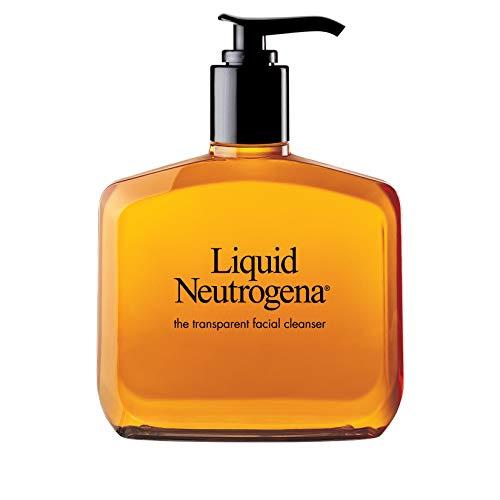 Neutrogena - Liquid Neutrogena Facial Cleansing Formula, 8 Fl. Oz
