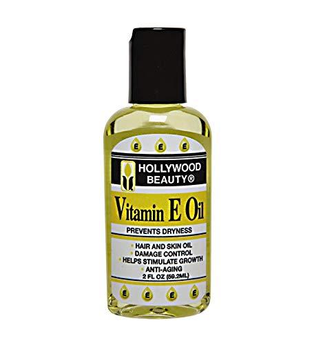 Hollywood - Hollywood Beauty Vitamin E Oil, 2 Ounce