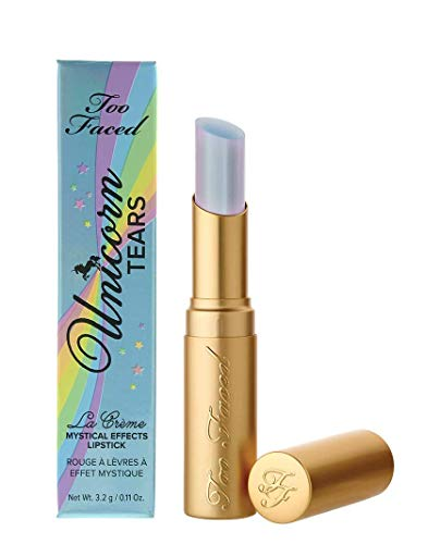 Too Faced - La Creme Color Drenched Lipstick in Unicorn Tears