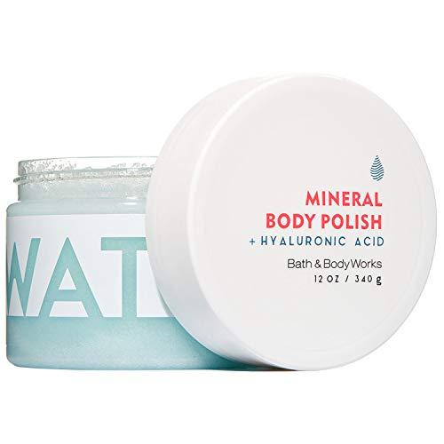 Bath & Body Works - Bath and Body Works WATER Hyaluronic Acid Mineral Body Polish 12 Ounce