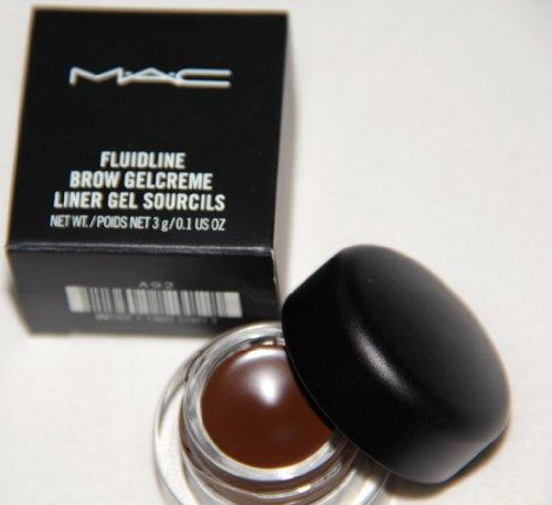 M.â.C - MAC FLUIDLINE BROW GELCREME - Deep Dark Brunette - LIMITED EDITION