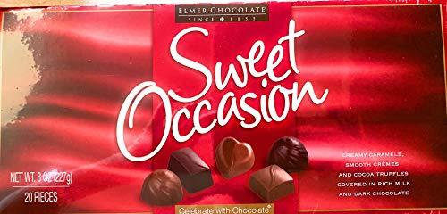 Elmer Elmer Chocolate Sweet Occasion (1) 8oz Box 20 pieces