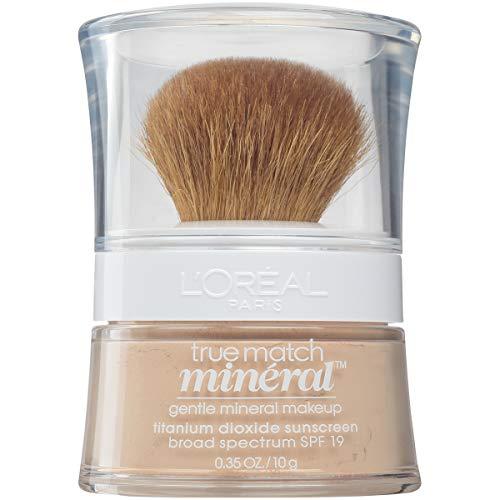 L'Oreal Paris - True Match Loose Powder Mineral Foundation, Light Ivory
