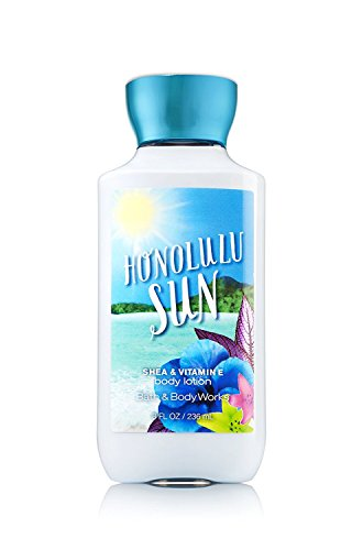 Bath & Body Works - Bath & Body Works Shea & Vitamin E Lotion Honolulu Sun