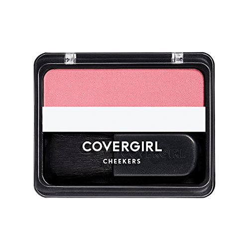 Covergirl - COVERGIRL Cheekers Blendable Powder Blush Plumberry Glow, .12 oz