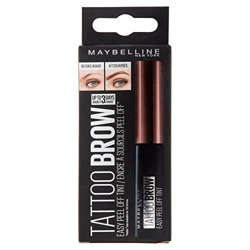 Maybelline - Tattoo Brow Tint, Dark Brown