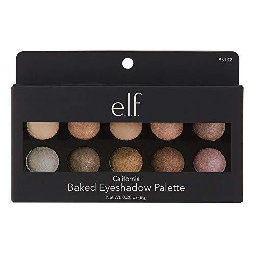E.l.f Cosmetics - Baked Eyeshadow Palette, California