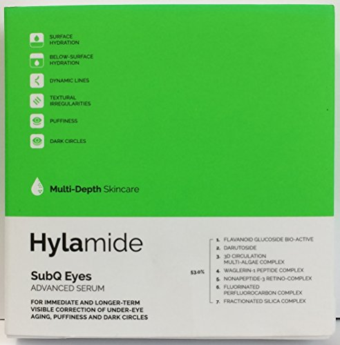 Hylamide Hylamide SubQ Eyes, 0.5 Ounce