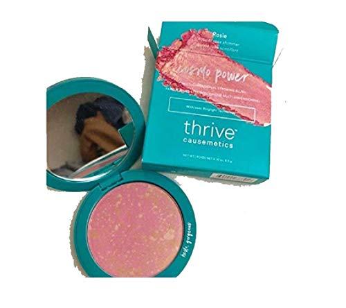 Thrive Causemetics - Thrive Causemetics - Cosmo Power Multi-Dimensional Strobing Blush - Shade: Rosie (Copper Rose Shimmer)