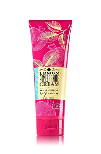 Bath & Body Works - Bath & Body Works Lemon Pomegranate Cream Body Cream 8 Oz.