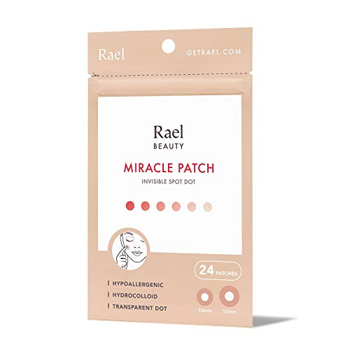 Rael Rael Hydrocolloid Acne Pimple Healing Patch (1 Pack)