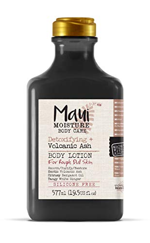 Maui Moisture - Body Care Detoxifying Volcanic Ash Body Lotion