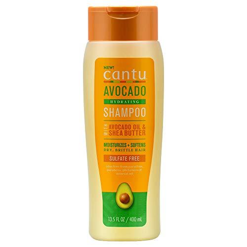 Cantu Cantu Avocado Sulfate-Free Shampoo with Avocado Oil & Shea Butter 13.5 fl oz