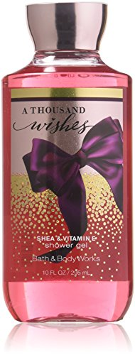 Bath & Body Works - Bath & Body Works, Signature Collection Shower Gel, A Thousand Wishes, 10 Ounce