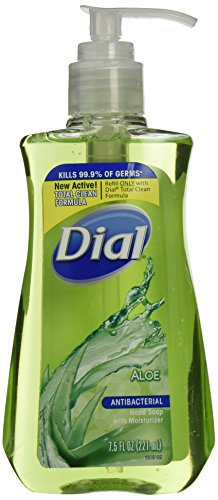 Dial - Dial Liquid Soap Aloe Pump 7.5 Oz (Pack of 2)