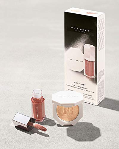 Fenty Beauty - Gloss Bomb Lip and Face Set