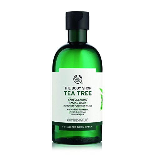 The Body Shop - The Body Shop Tea Tree Skin Clearing Facial Wash, 13.5 Fl Oz (Vegan)