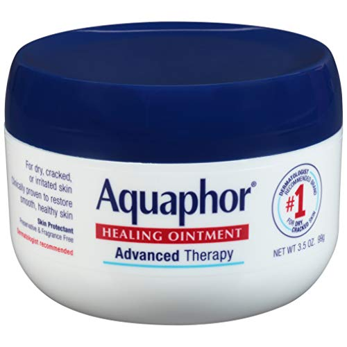 Aquaphor - Aquaphor Advanced Therapy Healing Ointment Skin Protectant 3.5 Ounce Jar (Pack of 3)