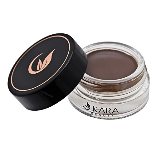 Kara Beauty - KARA Beauty Medium Brown Brow Pomade - Medium Brown Eyebrow Gel