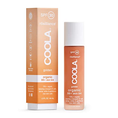 Coola Suncare - COOLA Rosilliance SPF 30 BB+ Cream Golden, 1.5 Fl Oz