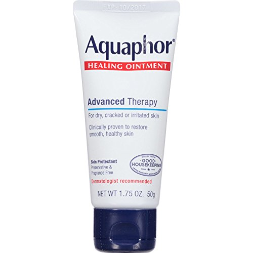 Aquaphor - Aquaphor Healing Skin Ointment Advanced Therapy, 1.75 oz Pack of 12)