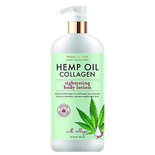 Pharm to Table - Hemp Collagen Body Lotion by Pharm To Table 32oz bottle