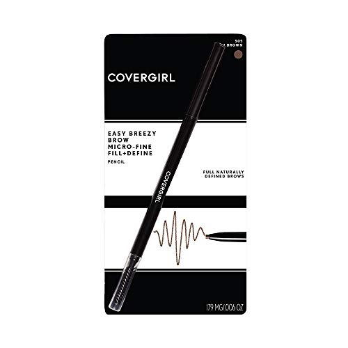 Covergirl Easy Breezy Brow Micro Fine Fill + Define Eyebrow Pencil