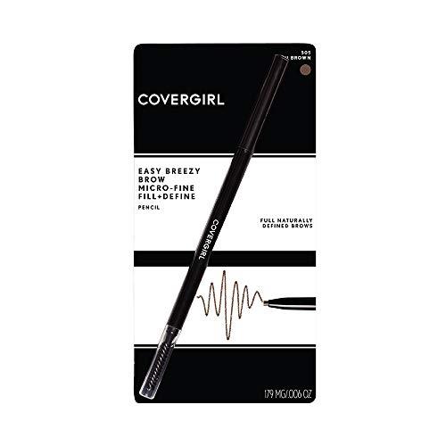 Covergirl - Easy Breezy Brow Micro Fine Fill + Define Eyebrow Pencil